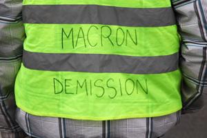 Macron démissions